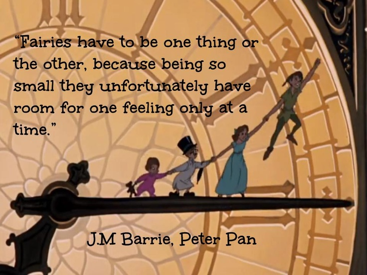 116 best peter pan tinkerbell images on pinterest peter pan favorite peter pan quote voltagebd Choice Image