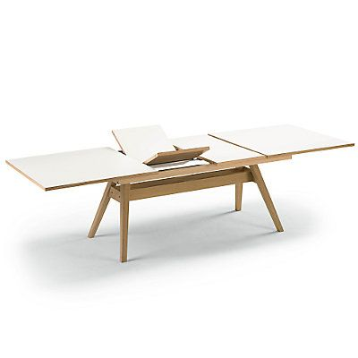 Skovby Rectangular Extending Dining Table SM 11 | Smart Furniture - Smart Furniture