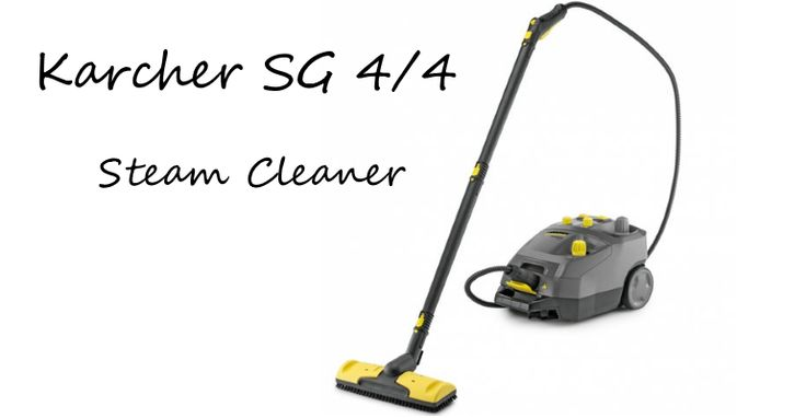 Want to know why this Karcher SG 4/4 is one of the best selling steam cleaners around? I thought you might…Read on to discover the real story surrounding this Karcher. An authentic, honest an…