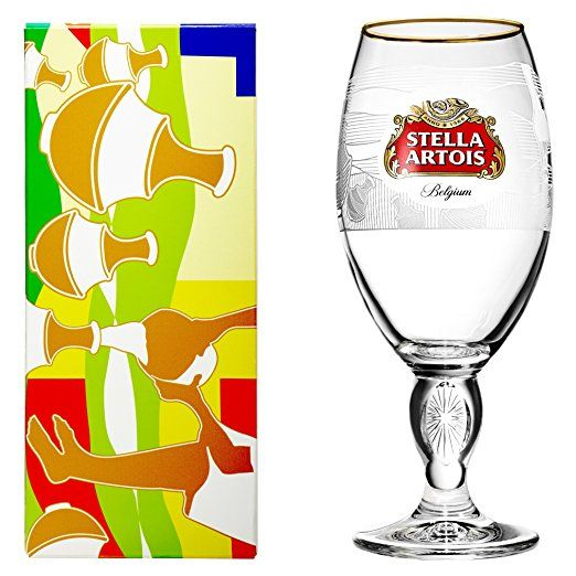 """2016 - Stella Artois """"Buy a Lady a Drink"""" Ltd. Ed. """"HAITI"""" Chalice, 33cl: Beer Glass 