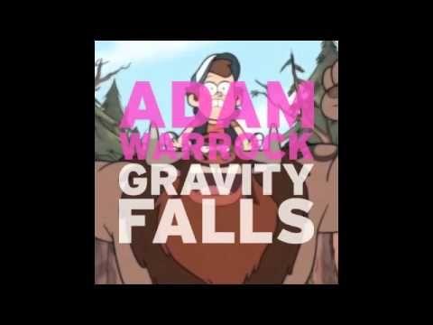 Gravity Falls rap! (by Adam Warock)