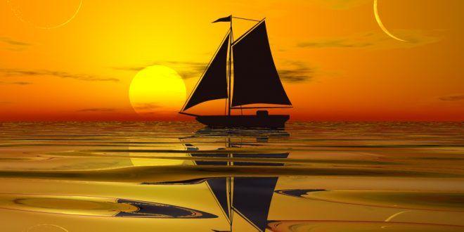 خلفيات الشاشة روعة 2018 احدث صور خلفيات ميكساتك Sailboat Painting Boat Wallpaper Background Images