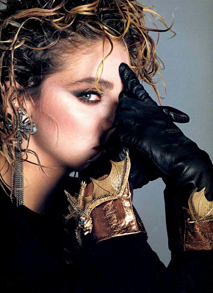 Francesco Scavullo: Madonna, 1985