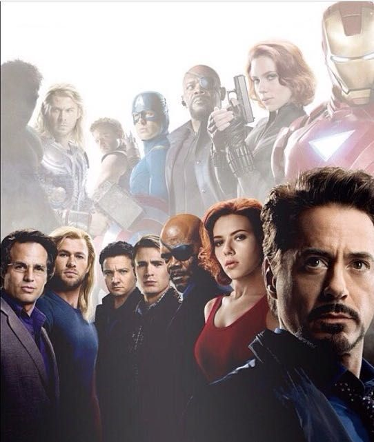 Avengers Preferences (closed)  - Couple photos    Marvel