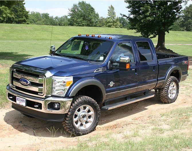 Superlift 4 Ford Suspension Lift Kit For 2011 2015 Ford F250 F350 4wd Diesel Classic Trucks Diesel Trucks Ford Trucks