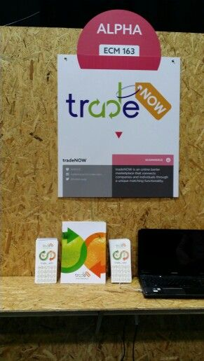 Tradenow at Web Summit 2014!