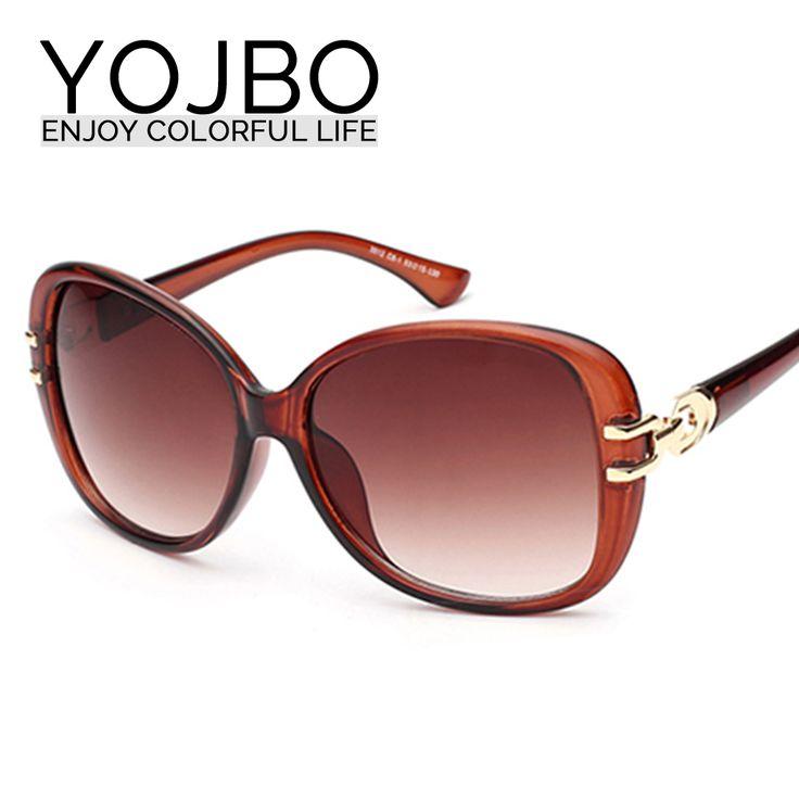 YOJBO 2017 Ladies Sunglasses For Women Fashion Round Vintage Retro Brand So Real Designer Glasses Gafas De Sol 100% UV Female #CLICK! #clothing, #shoes, #jewelry, #women, #men, #hats, #watches