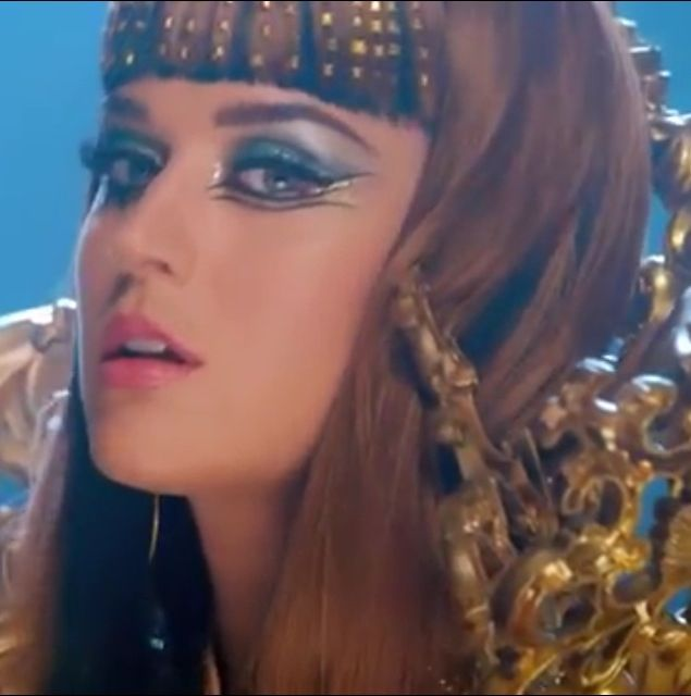 Katy Perry dark horse make up look # 3   For the musical?