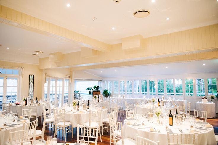 Hillstone St Lucia reception area