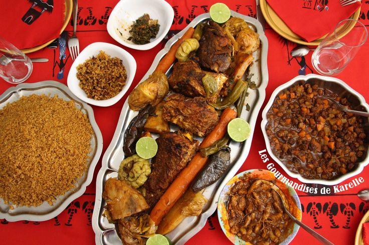 «Le riz au poisson, c'est bon mais c'est long !» Oh mon Dieu, j'ai appris à faire le plat national sénégalais ! Le célèbre riz au poisson dit Tiebou Dien (ou tiep bou diene / Tchep bou Dièn / thiebou djeune / ceebu jen – Je ne sais pas trop comment ça s'écrit en fait …