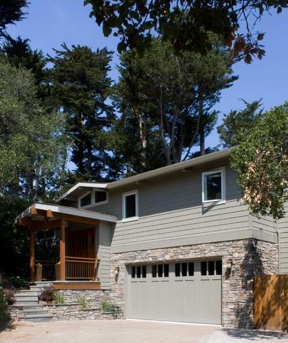 48 Best Exteriors Images On Pinterest Exterior Homes Front Stoop Custom Split Level Exterior Remodel Decor Decoration