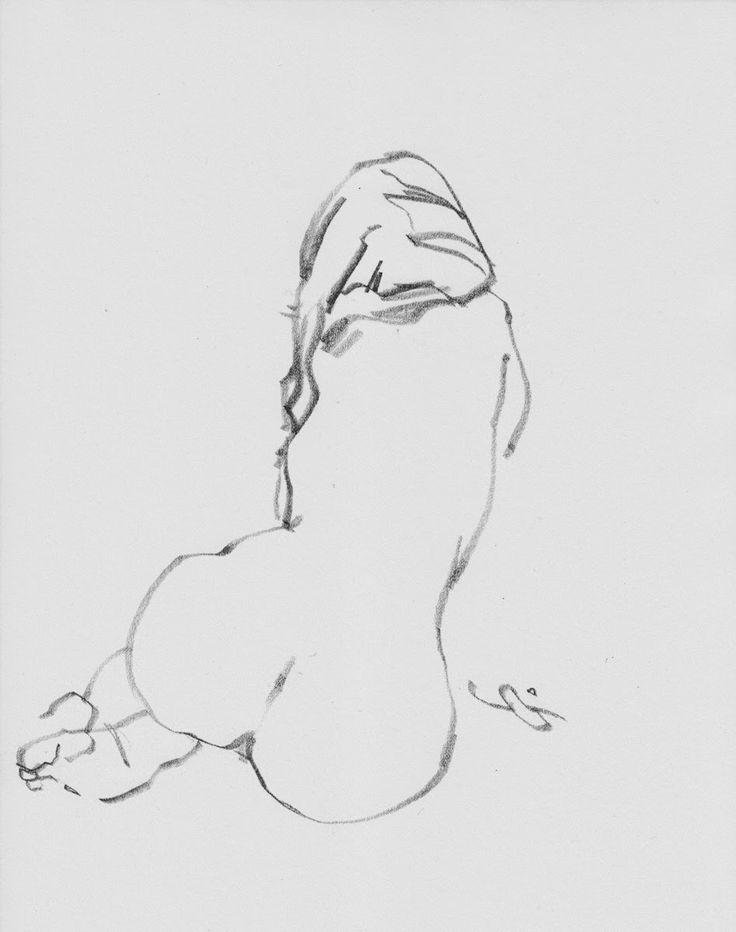 Figure Drawing Professor: Aaron Coberly