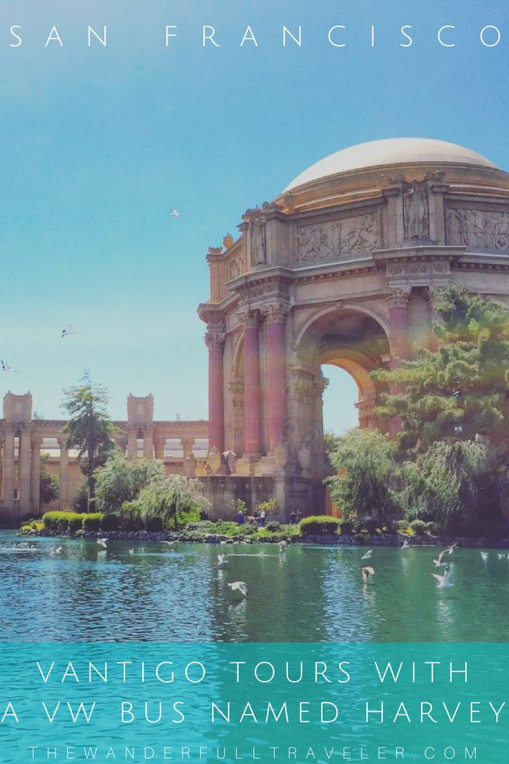 The City Tour with Vantigo San Francisco - The Wanderfull Traveler