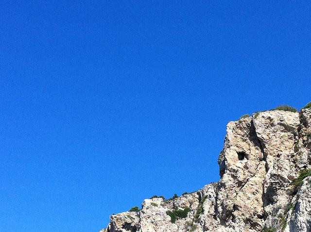Roccia o.....elefante? #garganoecotour
