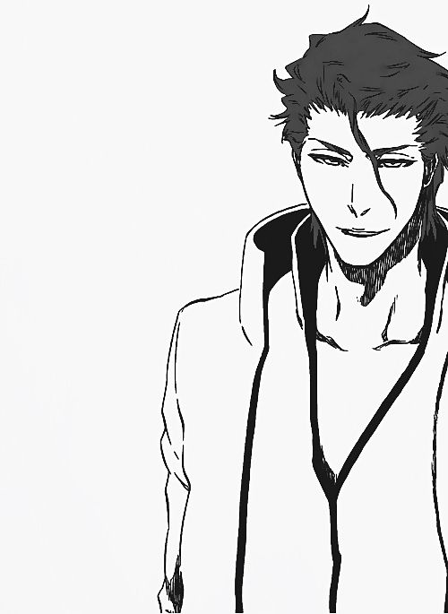 """Admiration is the emotion farthest from comprehension"" - Aizen Sousuke Bleach"