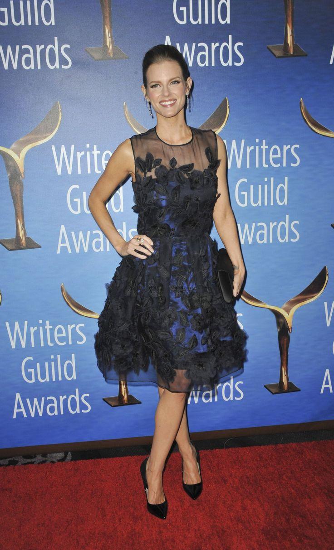 Chelsey Crisp  #ChelseyCrisp Writers Guild Awards in Los Angeles 19/02/2017 Celebstills C Chelsey Crisp