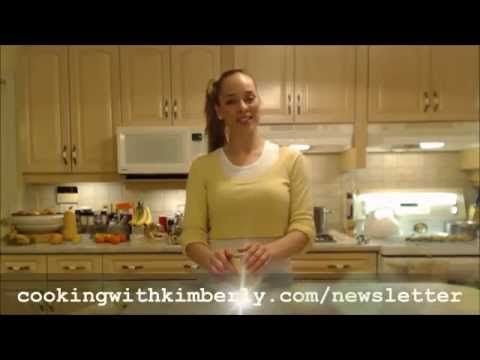 Don't forget to subscribe to the Cooking With Kimberly ‪#‎Newsletter‬ & stay up to date on food holidays, events, great recipes & helpful product reviews!  * Sign up today: http://cookingwithkimberly.com/newsletter/