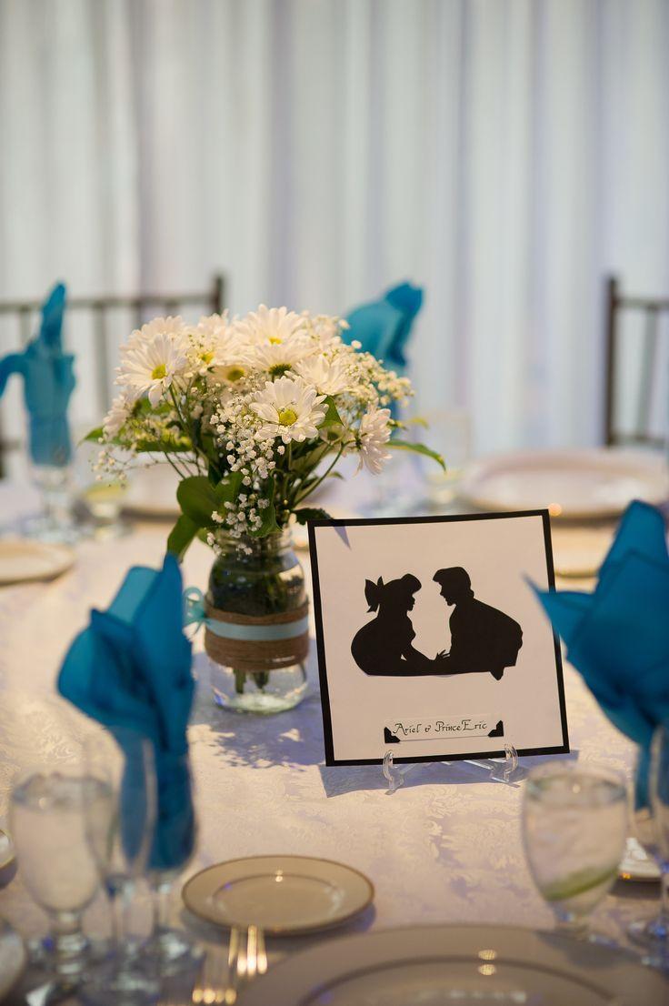 disney themed wedding