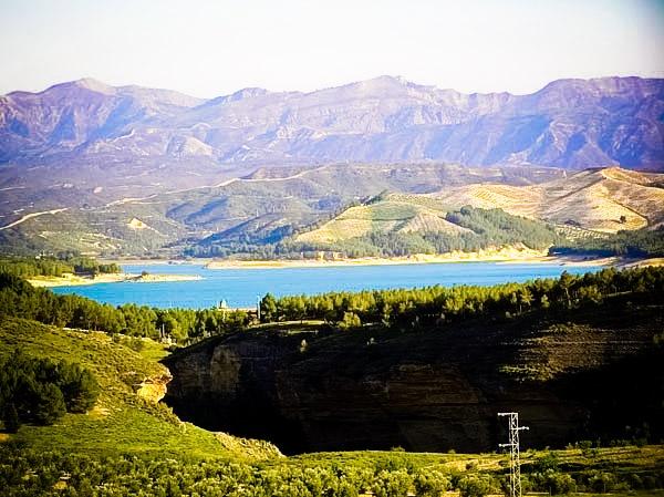 Ons 'eigen' meer Los Bermejales.
