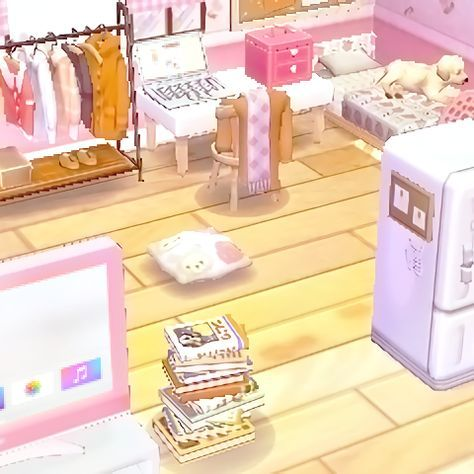 35 Best Acnl Home Designs Images On Pinterest Homes