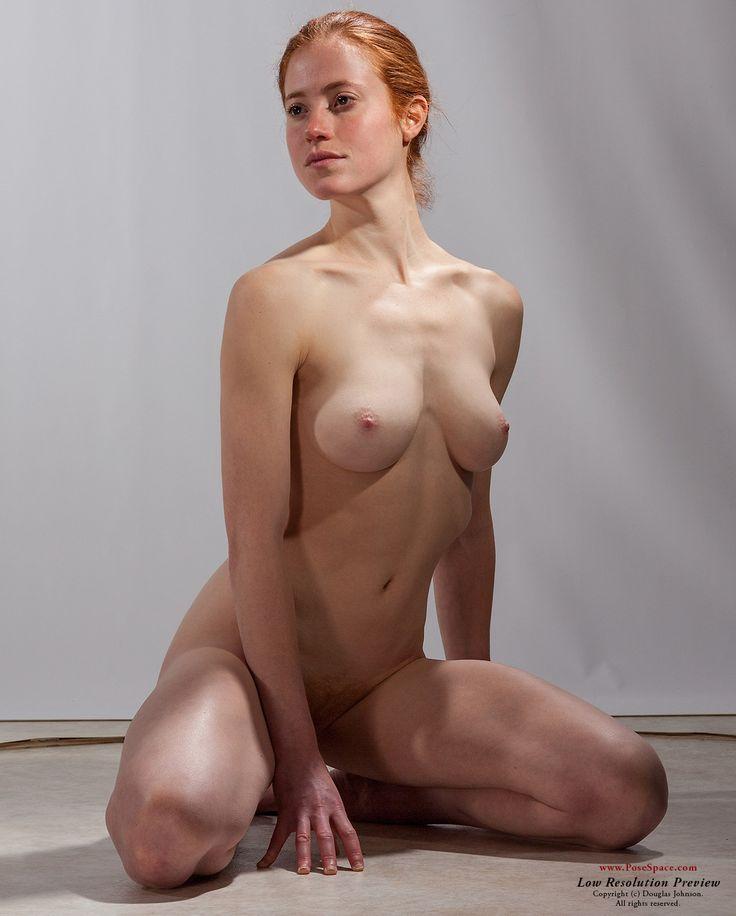 nude figure drawing models