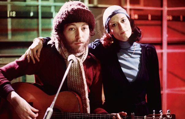Richard & Linda Thompson, ca. 1974