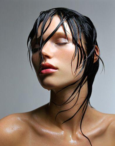 Beauty Portrait by Liz von Hoene #people #fashion #beauty #model