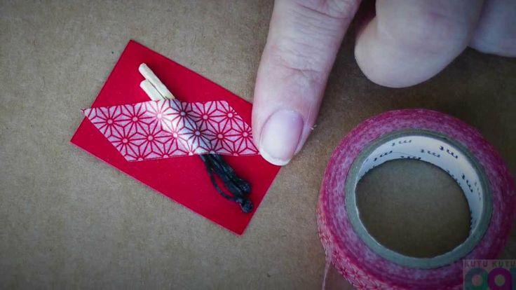 easy Valentines suprize with a message inside - Kibrit kutusunda sevgiliye hediye: Kendin Yap