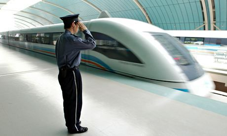 Chinese experts 'in discussions' over building high-speed Beijing-US railway