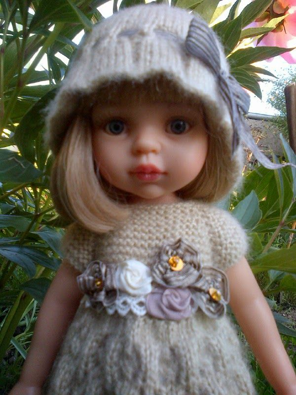 ccommeceline: Tuto petite robe beige