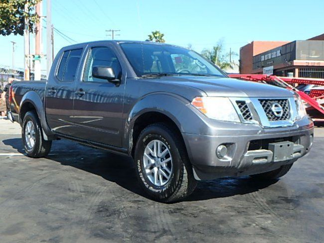 eBay: 2016 Nissan Frontier SV Crew Cab 2016 Nissan Frontier SV Crew Cab Salvage Repairable Nice Project Priced to Sell! #carparts #carrepair