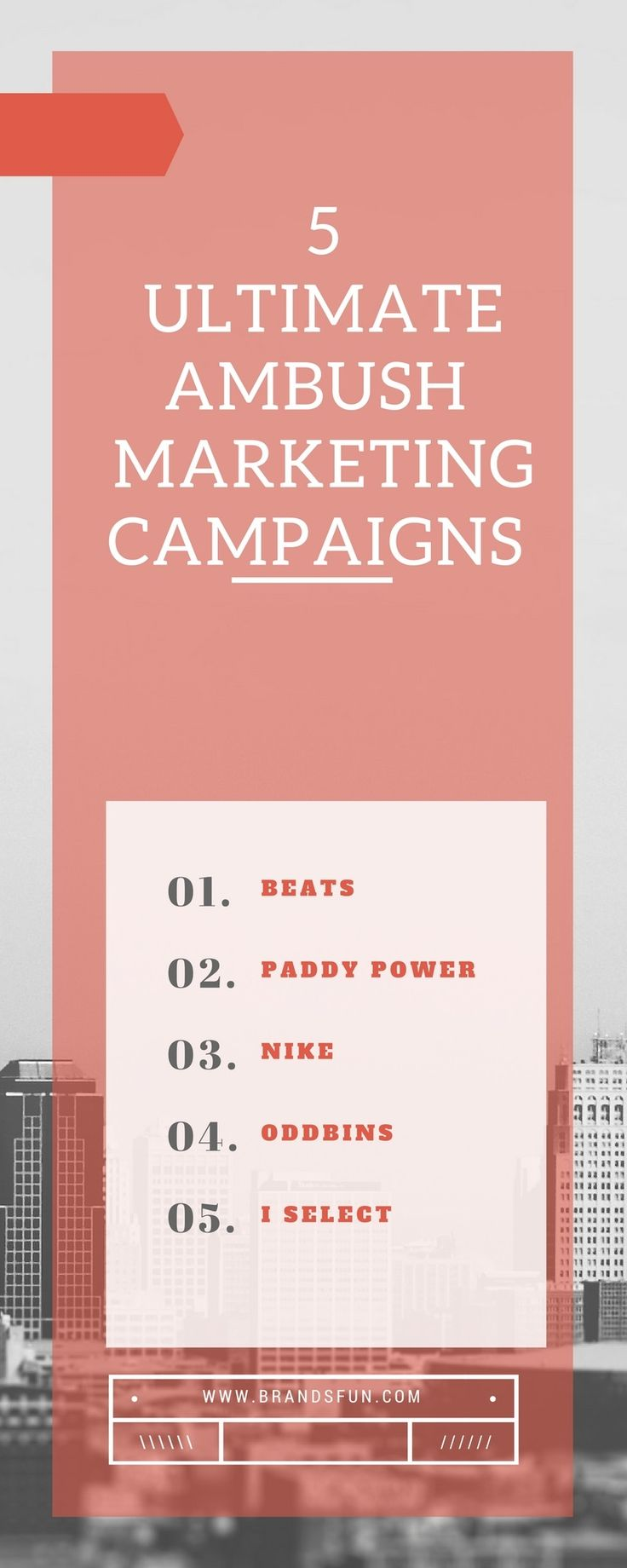 5 Ulimate ambush marketing campaigns that gatecrashed the #olympics