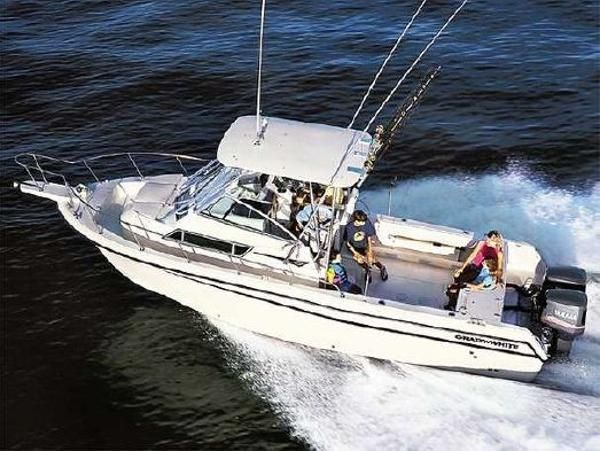 1997 Grady-White Sailfish 272, South Dartmouth Massachusetts
