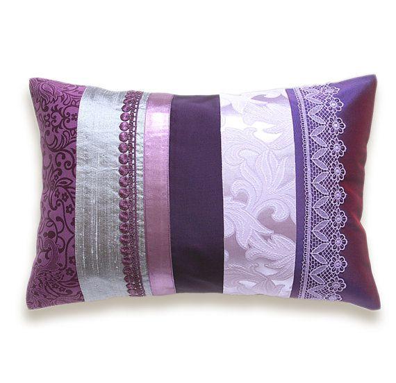 Purple Silver Mauve Gray Eggplant Violet Plum Ash Pink