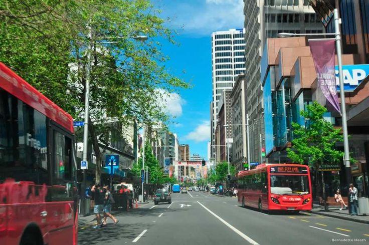 Conheça Auckland na Nova Zelandia Escolas estudos intercambio na Nova Zelandia