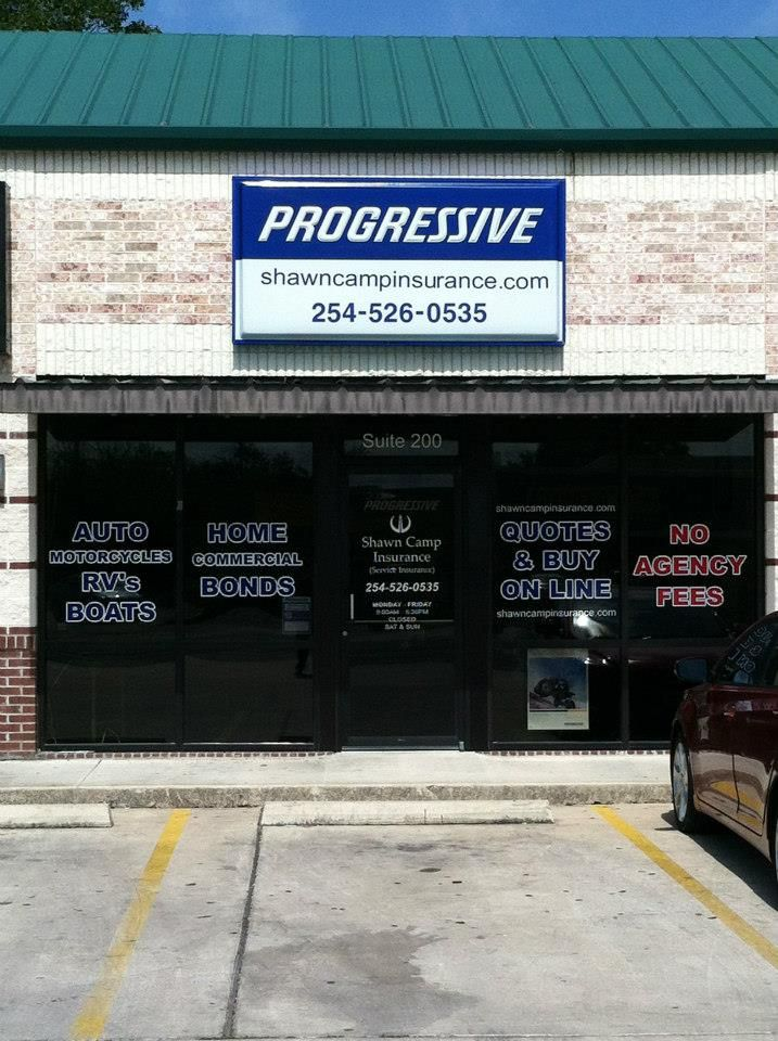 Progressive Shawn Camp Insurance, Inc offers Car Insurance at affordable prices in Austin, TX. To get a quote visit : http://shawncampinsurance.com/customerservice.aspx