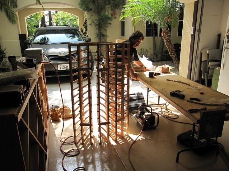 15 best custom wine cellars irvine california garage for Garage wine cellar