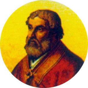 142) Sergius IV, Papa SERGIUS Quartus; 31 July 1009 – 12 May 1012 (2 years, 286 days); Pietro Boccadiporco; 44 / 47; Member of the Order of Saint Benedict.