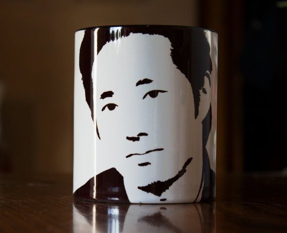 Check out this item in my Etsy shop https://www.etsy.com/uk/listing/157763253/glen-rhee-steven-yeun-the-walking-dead