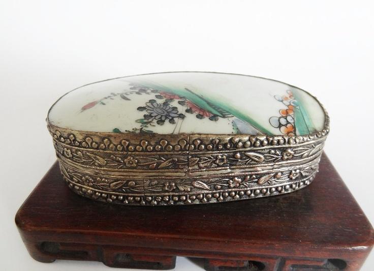 17 Best Images About Japanese Chinese Jewelry Boxes On