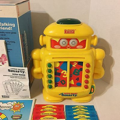 VTech Little Smart Smarty 1992 Vintage Electronic Learning ...