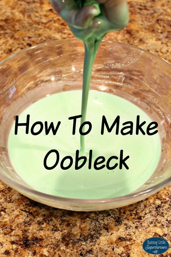 Making Oobleck is a fun, sensory activity for kids that is inspired by the book, Bartholomew and the Oobleck by Dr. Seuss.