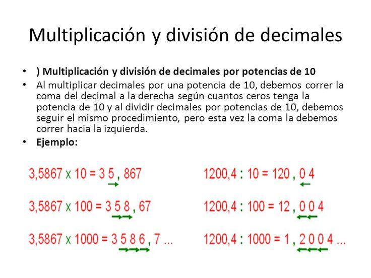 Mejores 12 imágenes de prueba de multiplicacion y division de ...