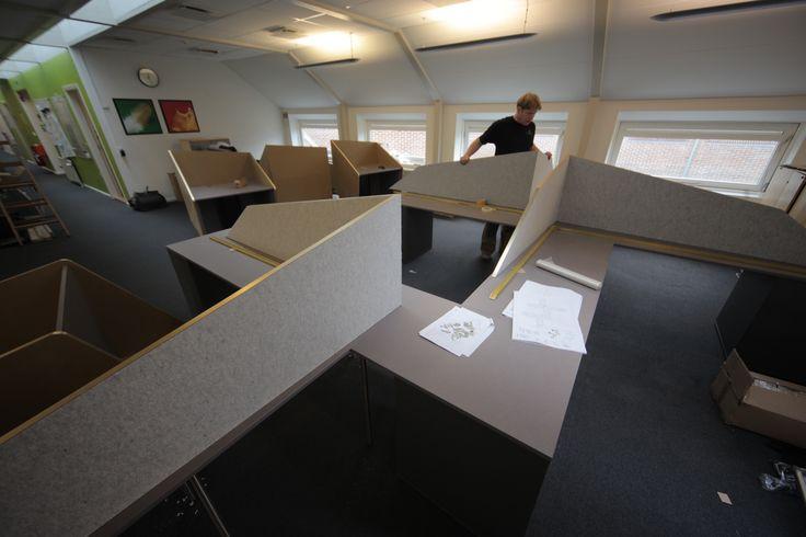 Novozymes under construction Se more at regime.dk