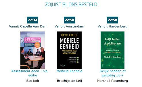 Bestel ook bij Managementboek het boek 'Mobiele Eenheid, van disruptie naar digitale strategie' van Brechtje de Leij. #mobieleeenheid #brechtjedeleij #mgtboeknl #futurouitgevers