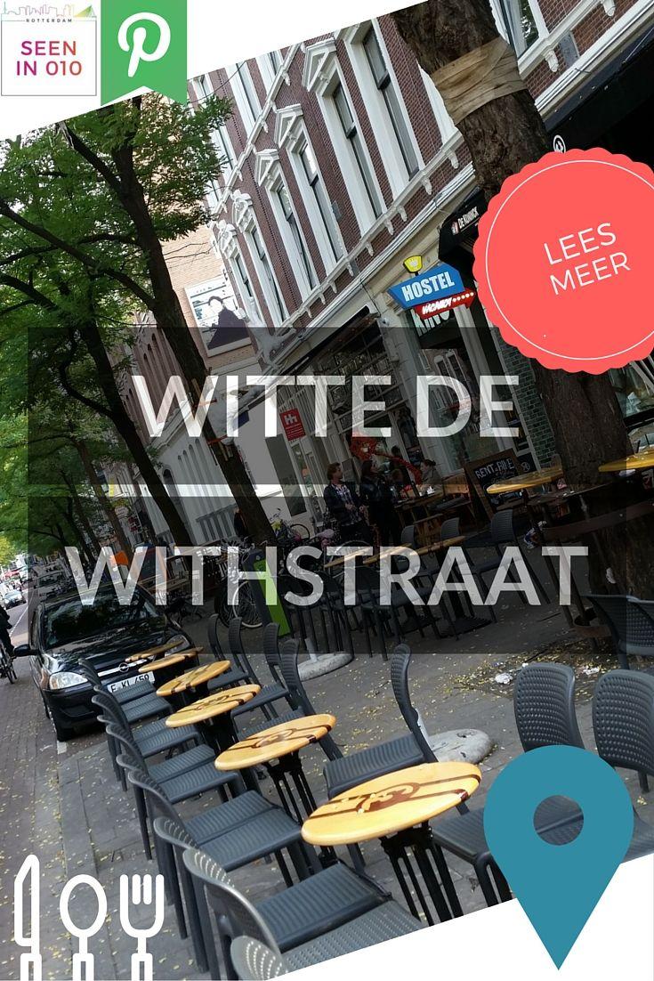 In de jaren 70 was de Witte de Withstraat niet de allerbeste straat van Rotterdam en stond o.a. bekend om zijn ruige en heftige nachtleven. Maar na een flinke renovatie in de jaren 90 veranderde de straat langzaam in een fijne straat met vele leuke winkels, kroegen en trendy restaurants> LEES MEER  #Wittedewithstraat #Rotterdam #Seenin010 #Restaurant #Cafe #bar