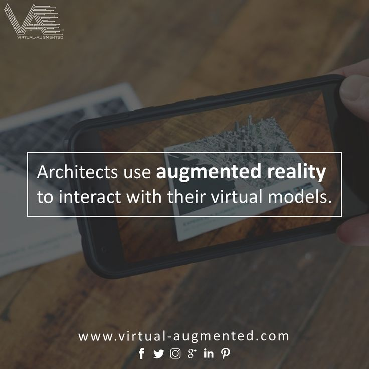 #Architects use #Augmented #Reality to #Interact with their #Virtual #Models. To know more please visit our website  http://www.virtual-augmented.com/Augmented-Reality-Development.html
