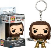Justice League (2017) - Aquaman Pocket Pop! Keychain by Funko