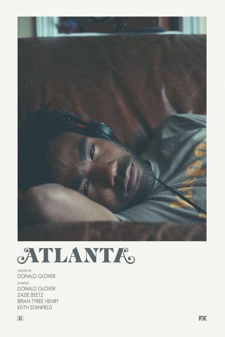 Atlanta alternative TV poster Visit my Store