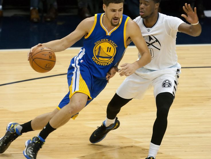 Ex-Washington State player Klay Thompson scores 39 as Golden State Warriors